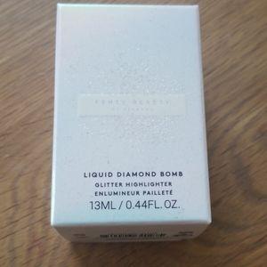 NWT Fenty Beauty Liquid Diamond Bomb Glitter